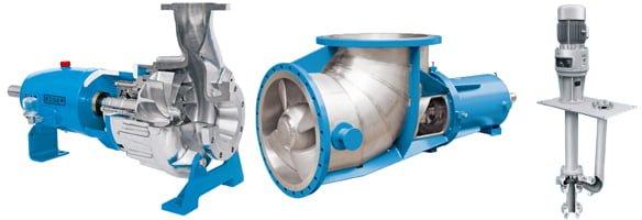 Egger Pumps