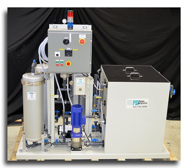Engineered Systems Pumps Amp Systems Inc